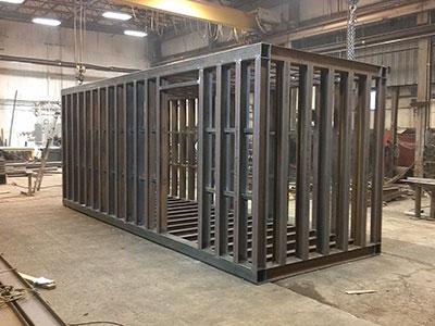 Al Maha Steel – Shade & Steel Structures